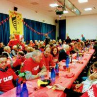 19 febbraio: cena della polisportiva di Avane (Empoli)