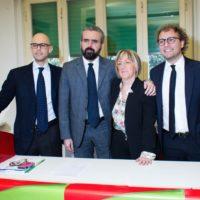 La presentazione  dei candidati PD a Empoli