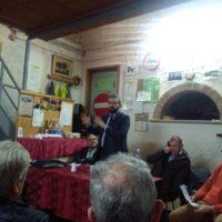 25 febbraio: cena a Scarperia