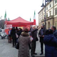 24 febbraio: al mercato di Sesto Fiorentino