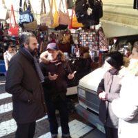 28 febbraio: al mercato di Calenzano