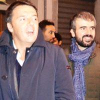 11 febbraio: a pranzo con Matteo Renzi al Circolo Arci Tripetetolo a Lastra a Signa
