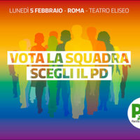 Vota la squadra, scegli il Pd. A Roma presentazione dei candidati