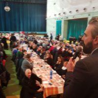 28 febbraio: cena a Grassina
