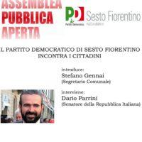21 maggio: Assemblea a Sesto Fiorentino