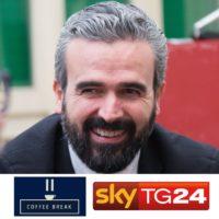 Il mio intervento su SkyTg24 e CoffeeBreak su La7