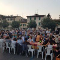 2 luglio: A Grassina cena in piazza col Sindaco Casini