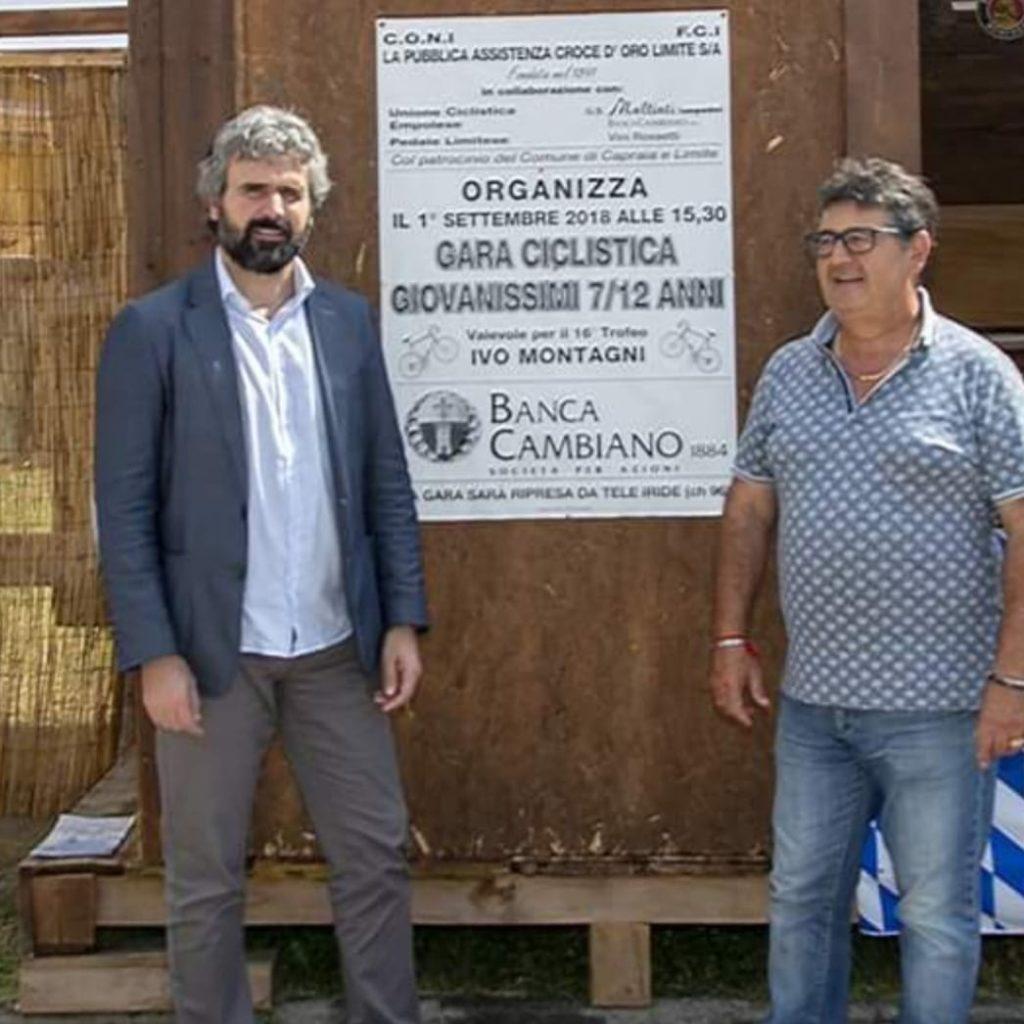 1 settembre: Pubblica Assistenza a Limite sull'Arno
