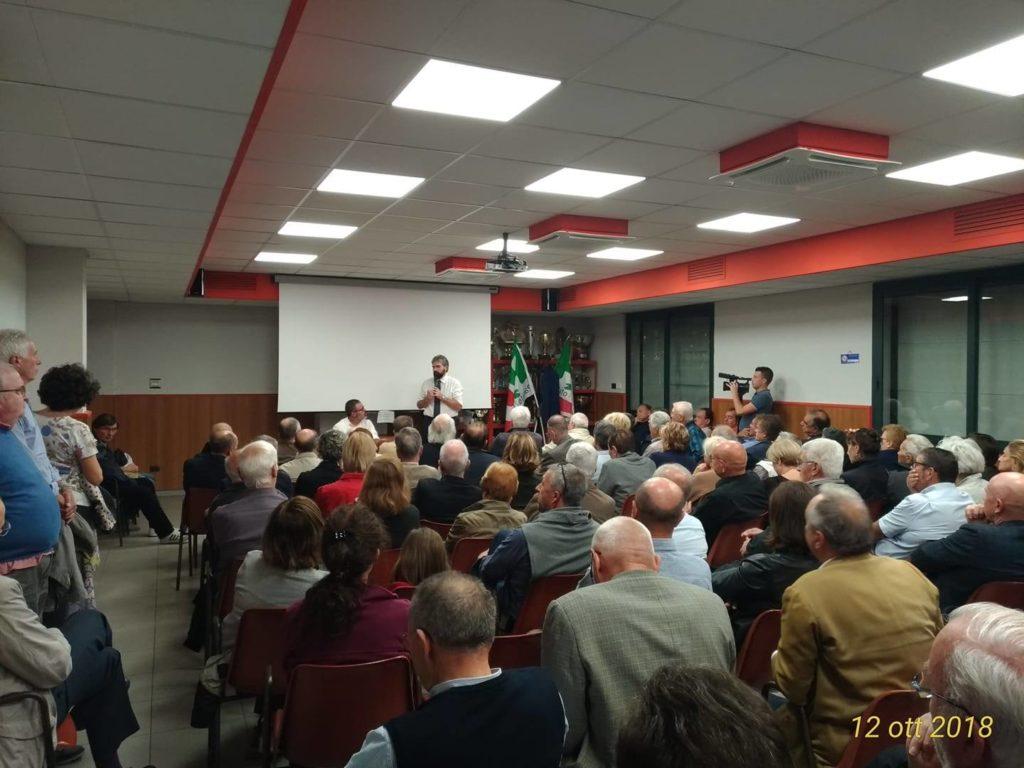 12 ottobre: #parrinirisponde alla Casa del Popolo di Sovigliana
