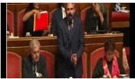 Il mio intervento in Senato sul cosiddetto Decreto Sicurezza