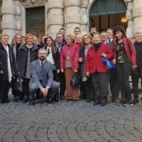 22 Novembre: gli amici di Campi Bisenzio a Roma