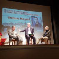 25 Novembre: a Vinci Premio a Formigli e Massini