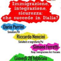28 febbraio: iniziativa a Greve in Chianti