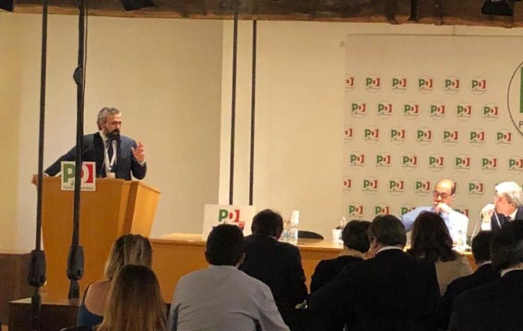 11 aprile: Roma, Direzione nazionale del PD