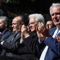 15 aprile: Vinci, visita del Presidente Mattarella