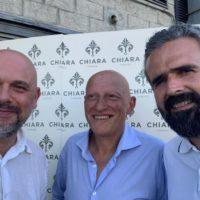 1 luglio, Montelupo Fiorentino inaugurazione sede Chiara Firenze