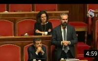 Il mio intervento in Aula sulla legge di Bilancio