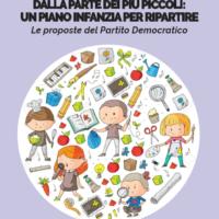 Il Piano Infanzia del PD per ripartire dai più piccoli