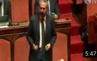 Il mio intervento in Aula sulle comunicazioni del Ministro Spadafora