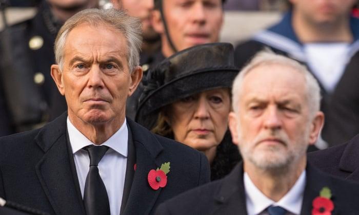 La Nuova Via internazionale dei progressisti non si riduca a un derby sterile tra nostalgici di Blair e nostalgici di Corbyn. Un mio intervento sul FOGLIO.