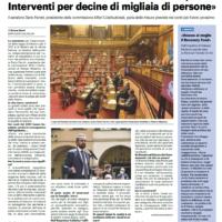 NELLA LEGGE DI BILANCIO SCELTE ECONOMICHE IMPORTANTI ANCHE PER L'EMPOLESE VALDELSA