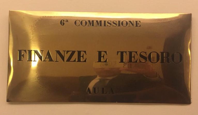 RIFORMA FISCALE, ECCO IL DOCUMENTO CONCLUSIVO DELL'INDAGINE DELLE COMMISSIONI